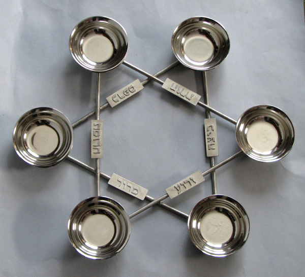 Seder Plate (SD4)