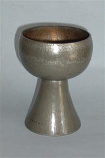This is my personal goblet, used for 30 years and never re-polished