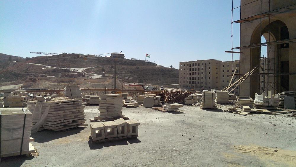 Rawabi byggeplads2.jpg
