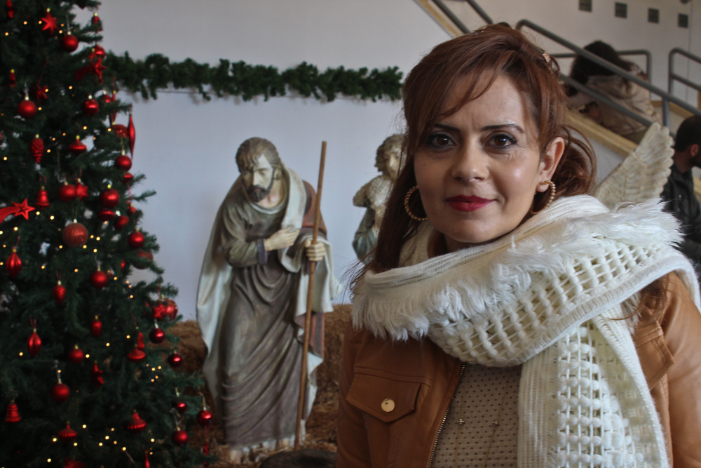 Claire Anastas, Betlehem