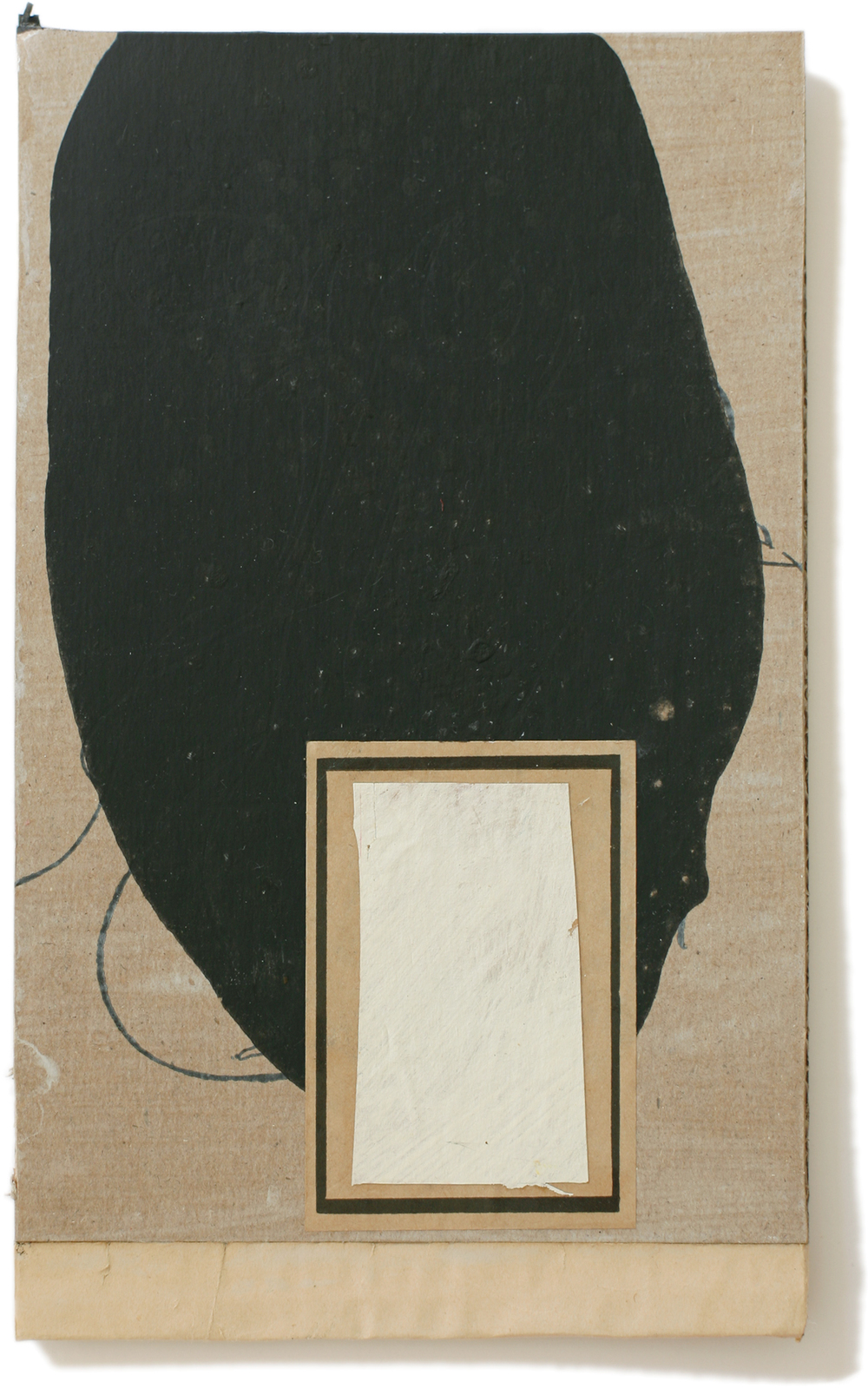 "Doorway, 10"" x 6"", 2011 (private collection)"