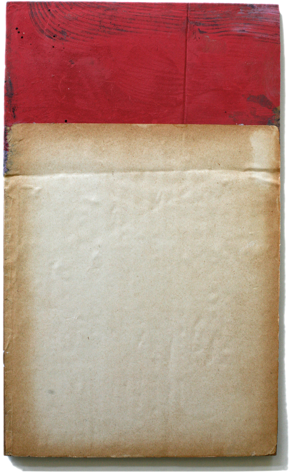 "Rothko, 10"" x 6"", 2008-2010 (private collection)"