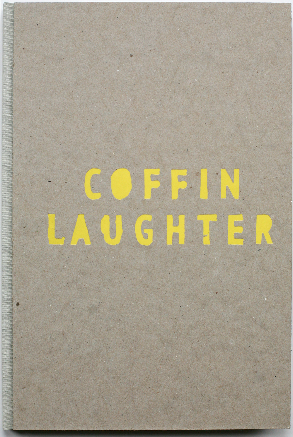 Coffin Laughter, edition of ten, 2014-2015 (in 4 private collections, including the Achenbach Foundation)