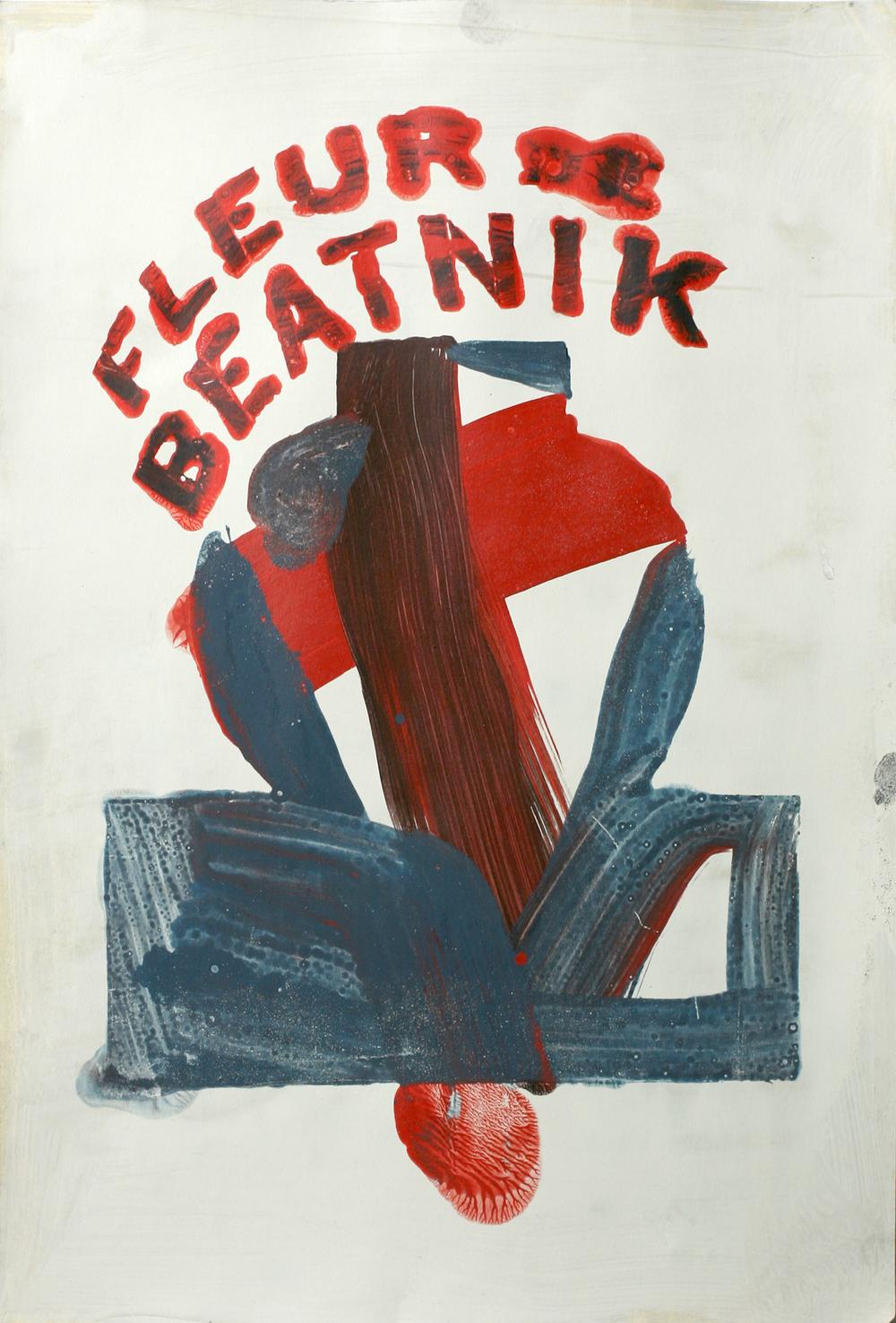 Fleur de Beatnik, title sheet