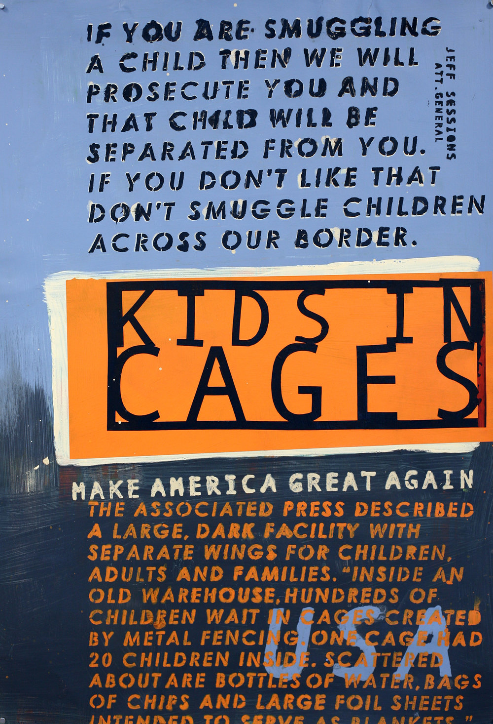 Kids in Cages 01