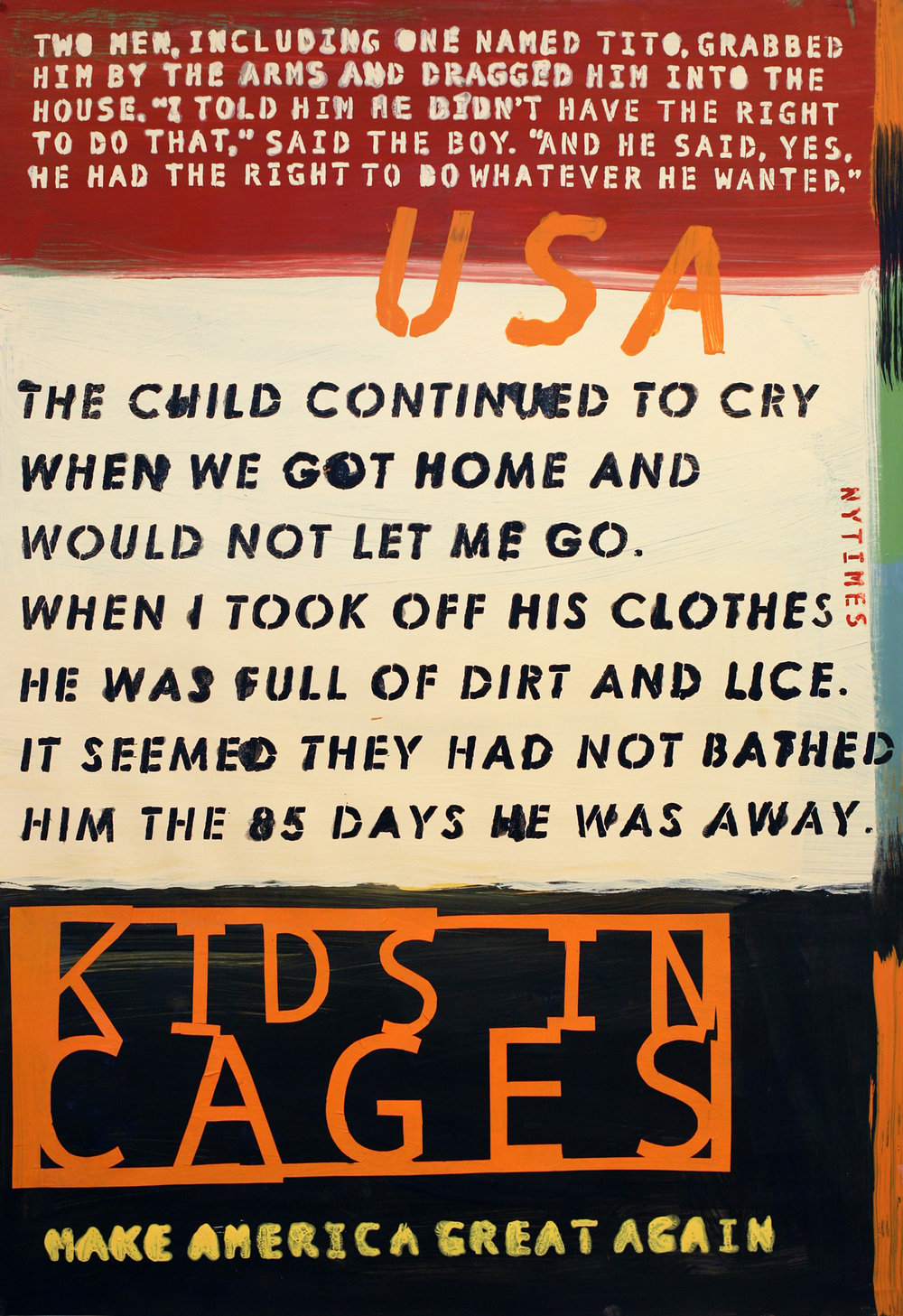Kids in Cages 03
