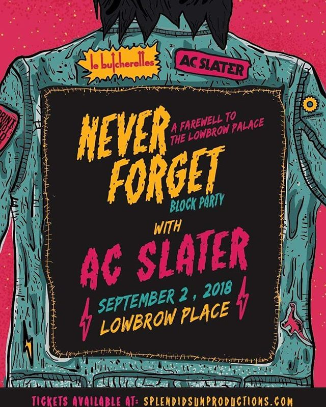 Our Final @lowbrowpalace Performance!! Catch Sick.Life Performing LIVE at the Never Forget Block Party!! Sunday September 2nd!! _____________________ Show starts at 6pm - Tickets Available Online!! #neverforget #itsallgoodep #lowbrow #newmusic #blockparty #newbeginnings #sicklife #elpasotx #np