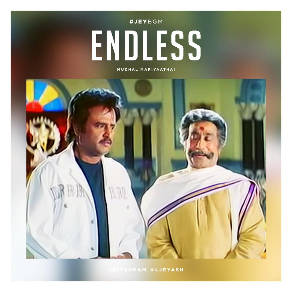 Mudhal Mariyaathai - Endless.jpg