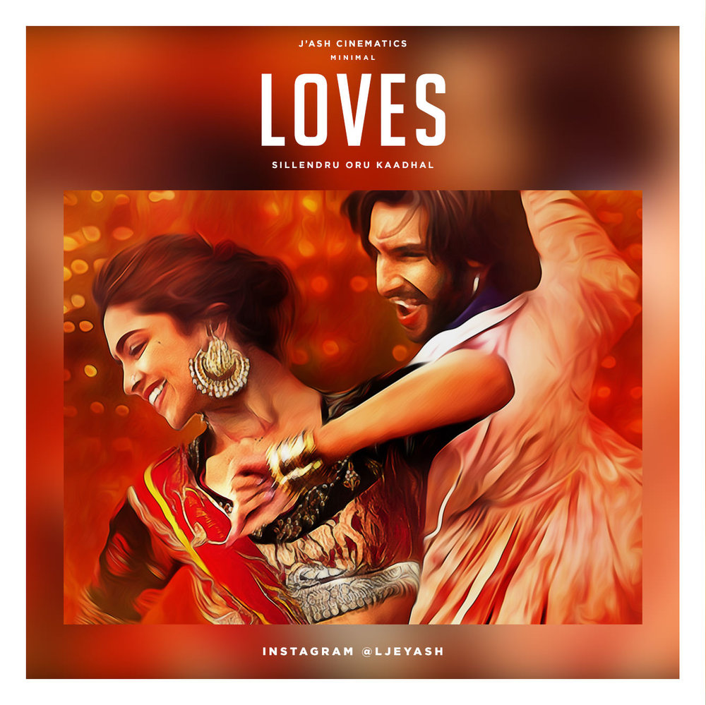 Sillendru Oru Kaadhal - Love.jpg
