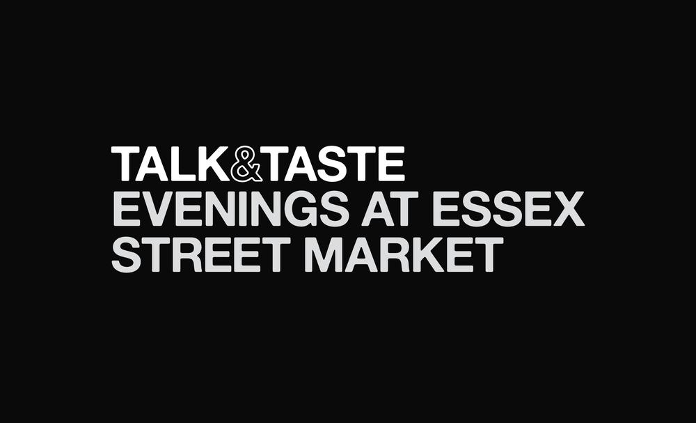 Talk&Taste, Food Talk Event Series
