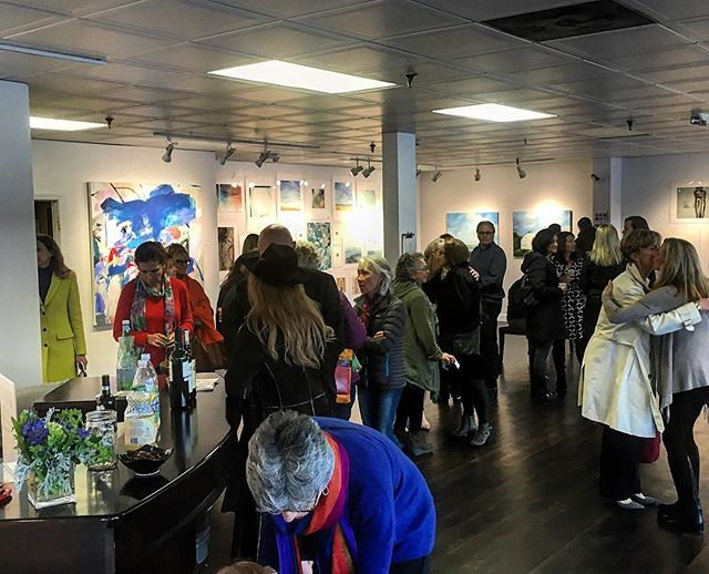 Wonderful Opening Reception for the New Season; New Art show at The Avenue Gallery. Over 250 people attended the show to see phenomenal new works from esteemed local artists. Show on display until May 5th. For details, visit our website (link in bio). #avenuegallery #artshow #fairfieldcounty #Norwalk #westport #darien #newcanaan #wilton #weston #art #monotype #painting #artshow #artgallery
