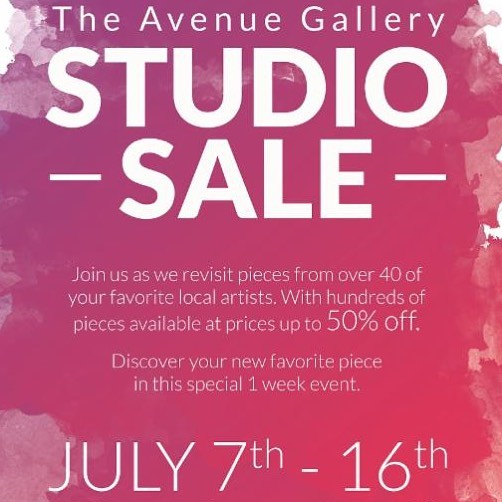 The Avenue Gallery Studio Sale launches in 12 hours! Save up to 50% on art, framing, maps, antique charts, and more! #gallery #paintingsforsale #paintingart #painting #westport #norwalk #norwalkart #wilton #weston #stamford #darien #artgallery #avenuegallery #artsale