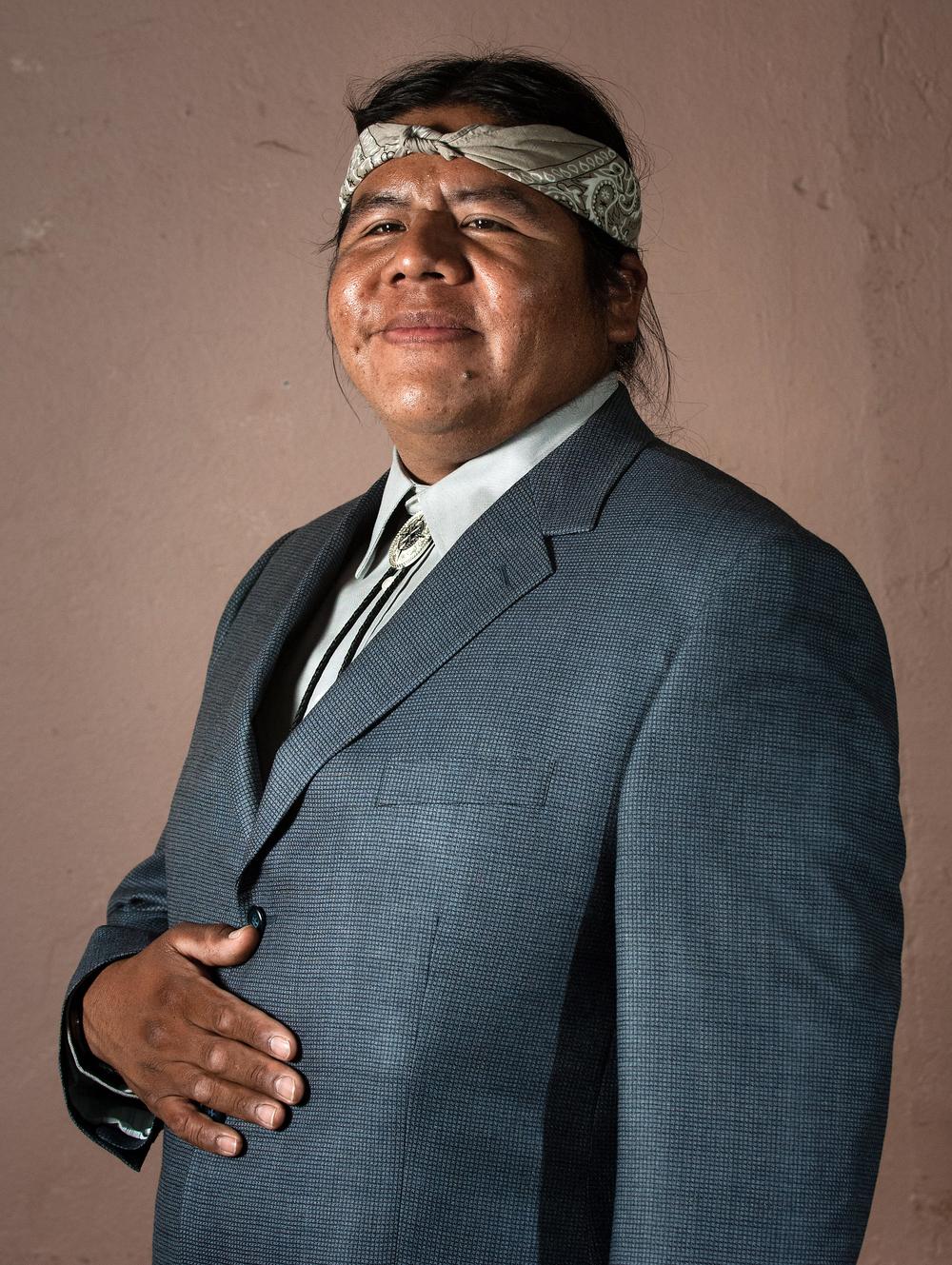 Havasupai Tribal Vice Chairman