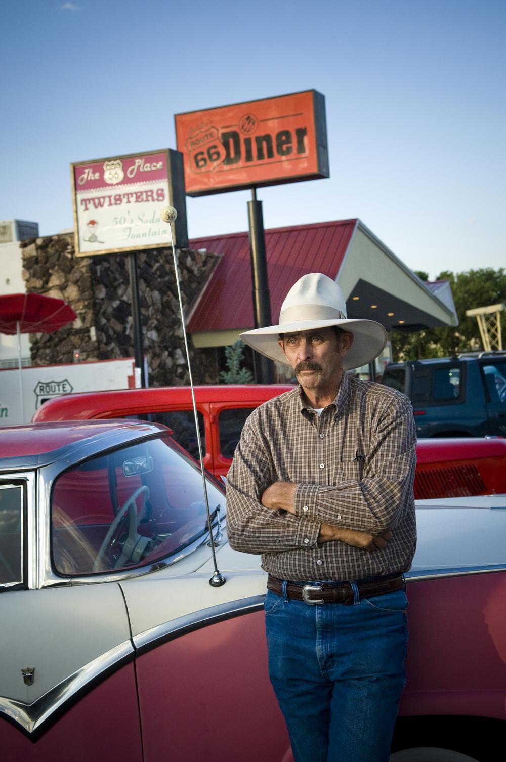 John MooreMayor of Williams, Arizona