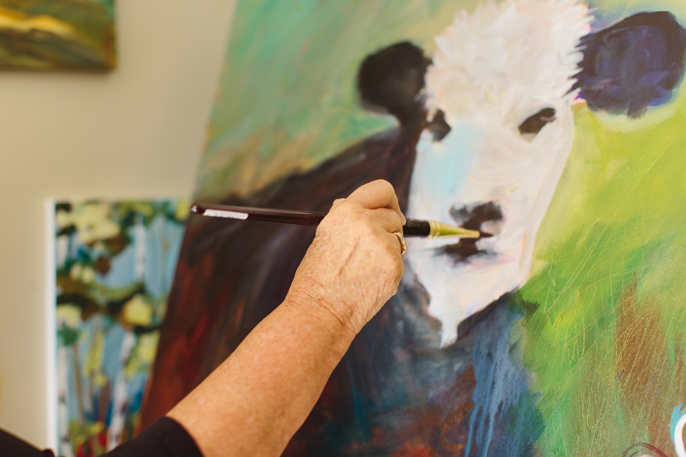 cow-painting