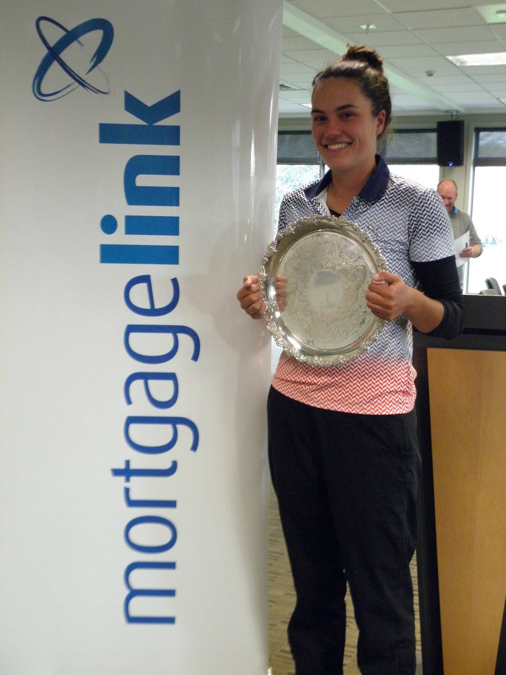 2015 Women's division winner Maraea Durie