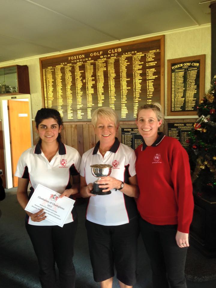 rosebowl winners - MUDRA LAKHANI, ANGELA PIVAC, MEGAN WILLIAMS