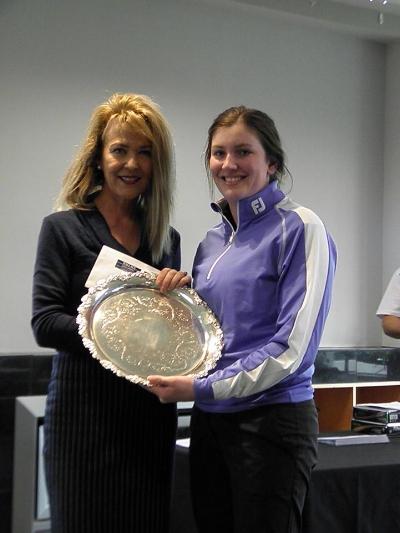 womens division winner - Brydie Hodge - levin