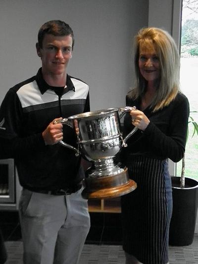 mens division winner - Kerry Mountcastle - masterston