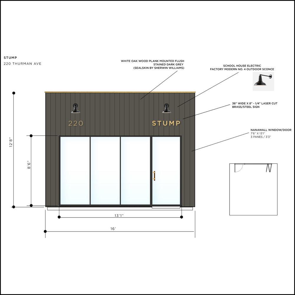 stump design services
