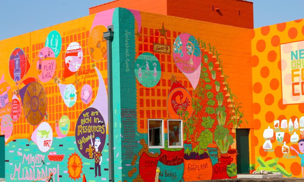 New Orleans, LA 2012