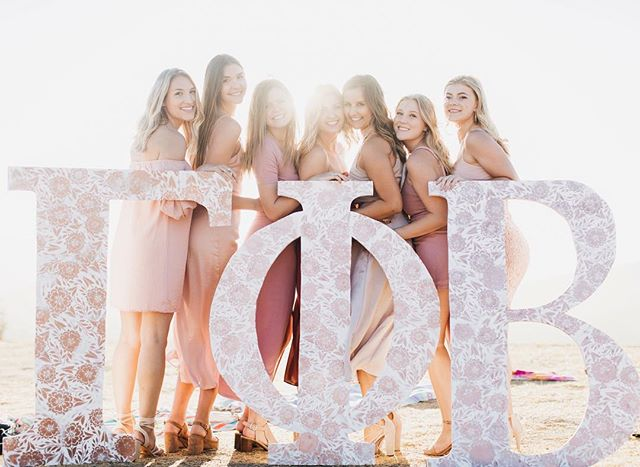 Happy Founders Day to the strong women of Gamma Phi! Celebrating 144 years of this amazing sisterhood! ✨🌙