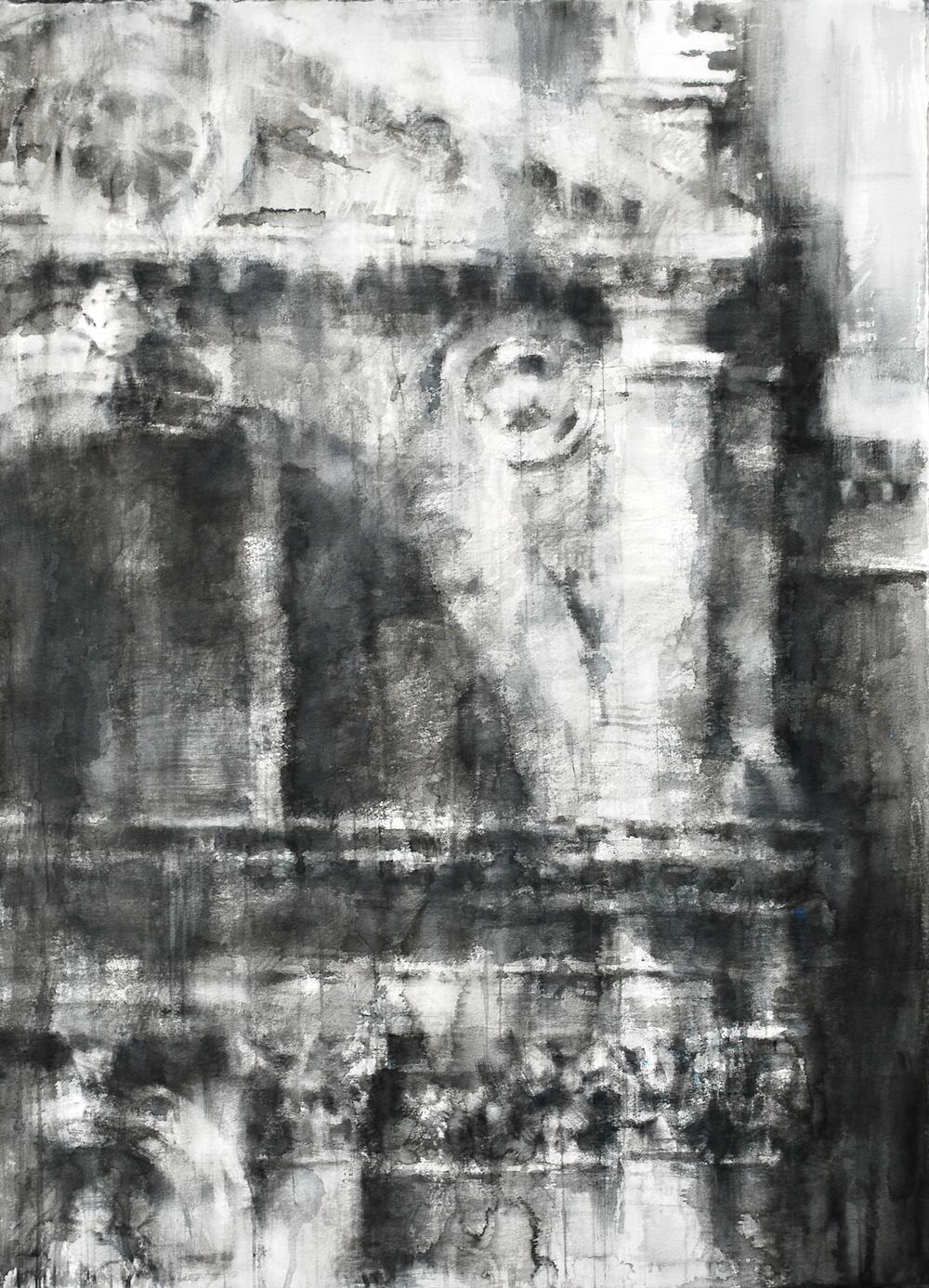 Santa Maria Della Salute III, 45x32 inches