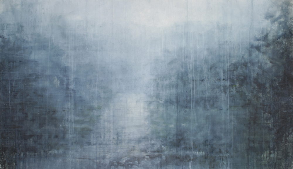 Lonesome Journey VII, 45x77 inches