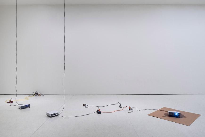 Paul Chan, Nonprojections for New Lovers 2015