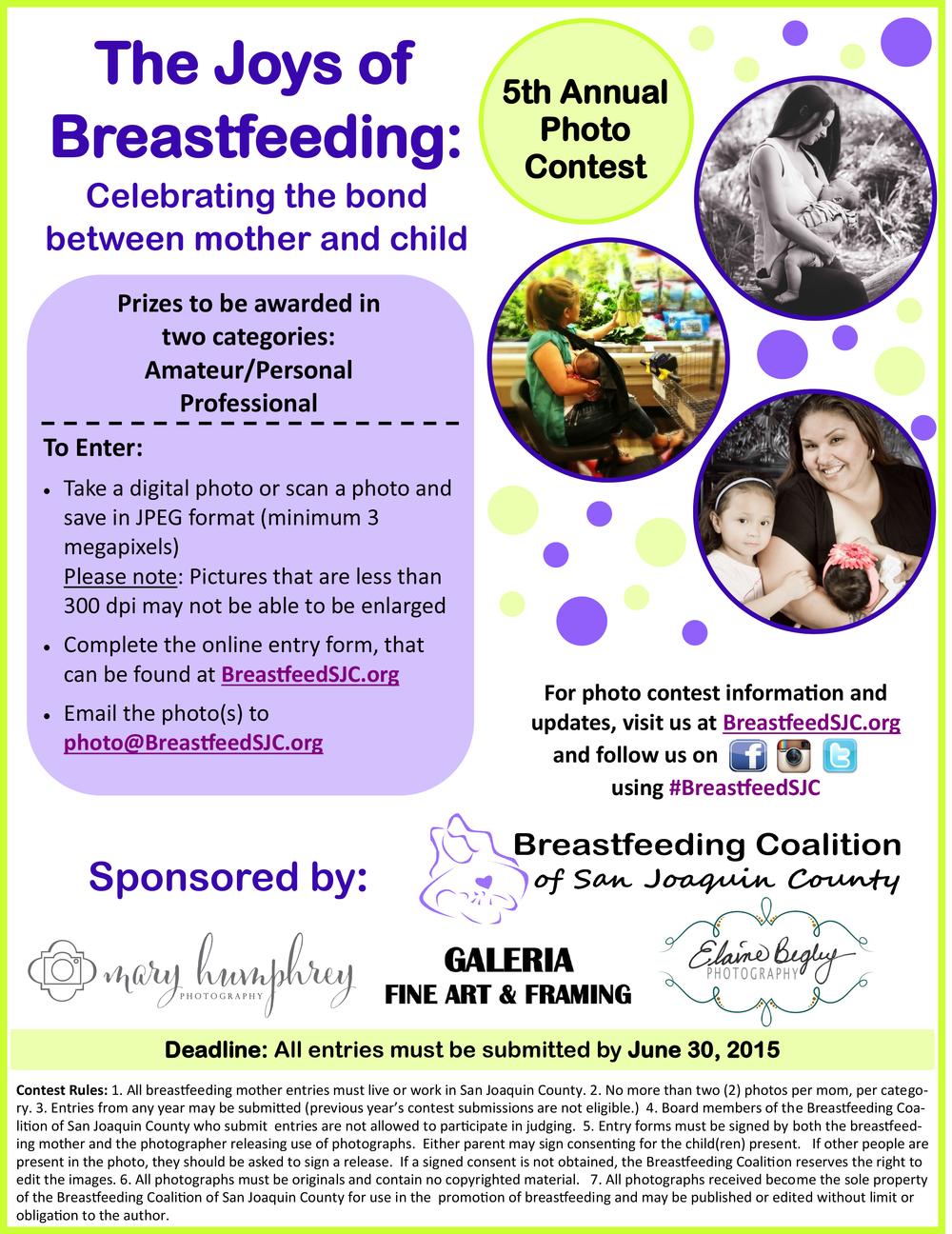 San Joaquin County Breastfeeding Coalition