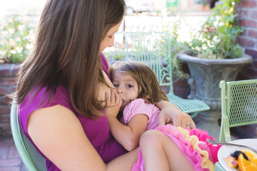 Breastfeeding Photography Lodi