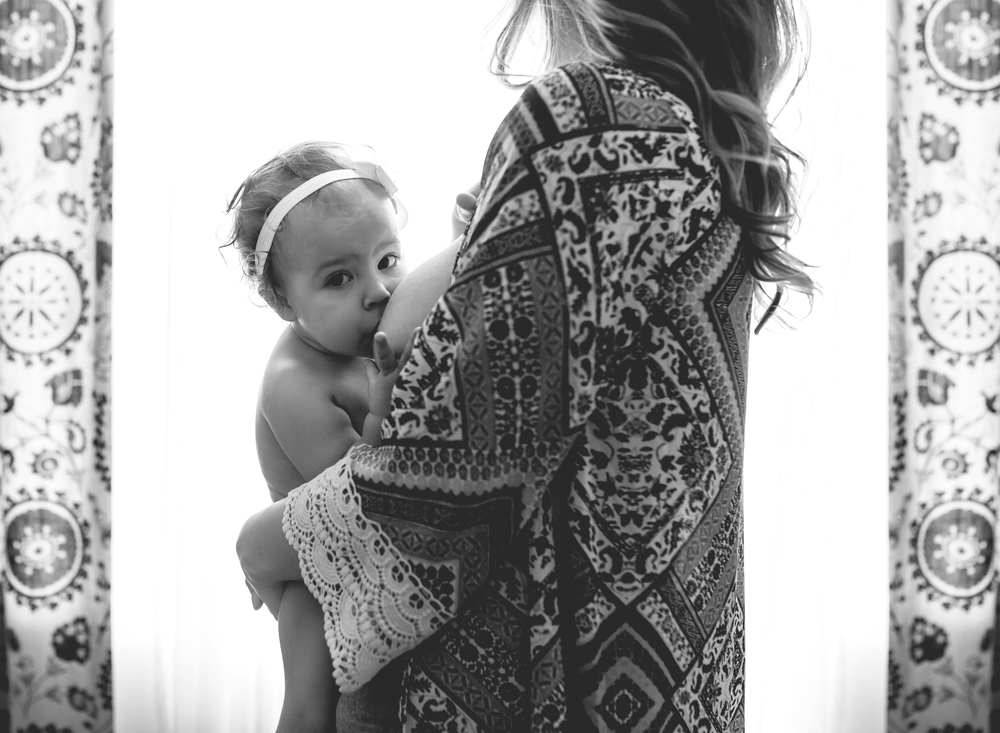 Breastfeeding | Nursing image - Mary Humphrey Photography