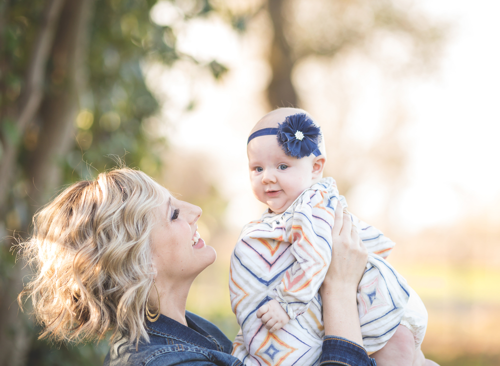 Lodi Lake Photography- Mommy & Me Session