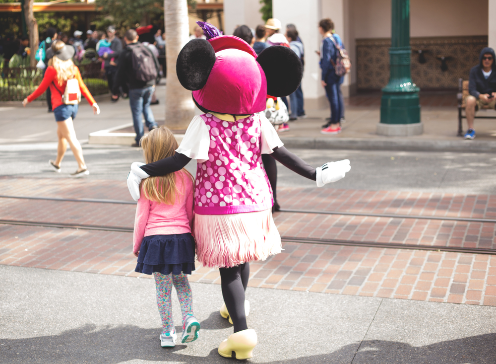 Minnie Mouse Photography