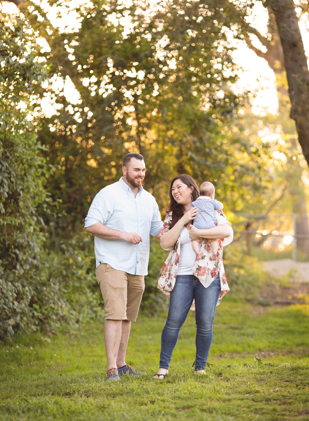 Family Photography Lodi Lake | Mary Humphrey Photography