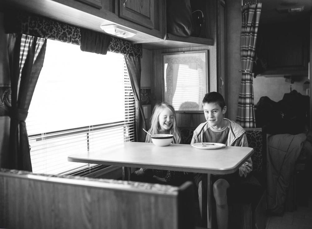 Camping - Mary Humphrey Photography