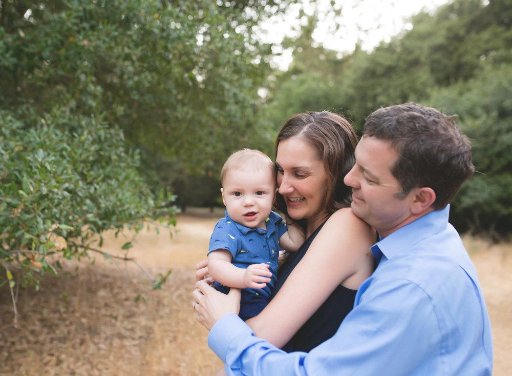 Fall Family Photographer | Lodi Lake