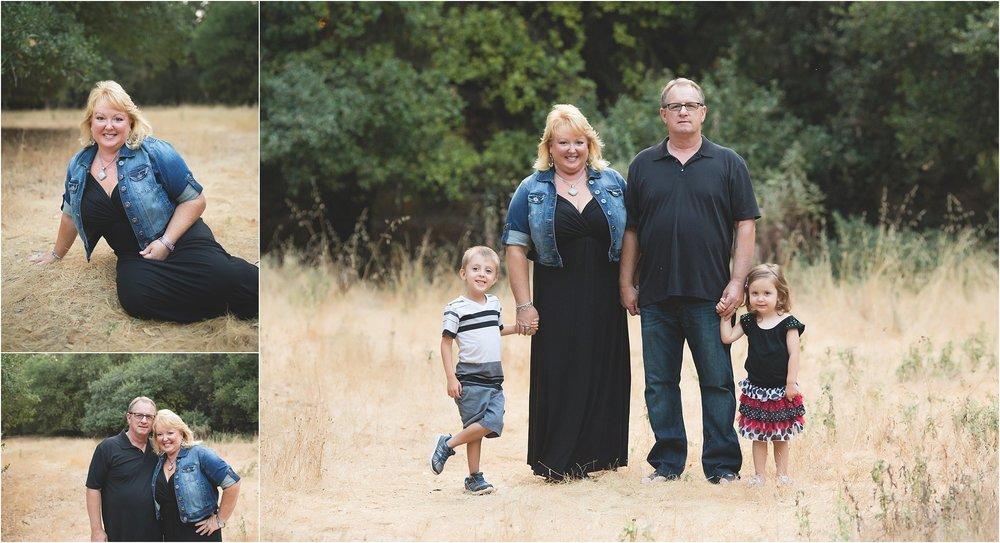 Fall Family Mini Session | Mary Humphrey Photography | Lodi, CA