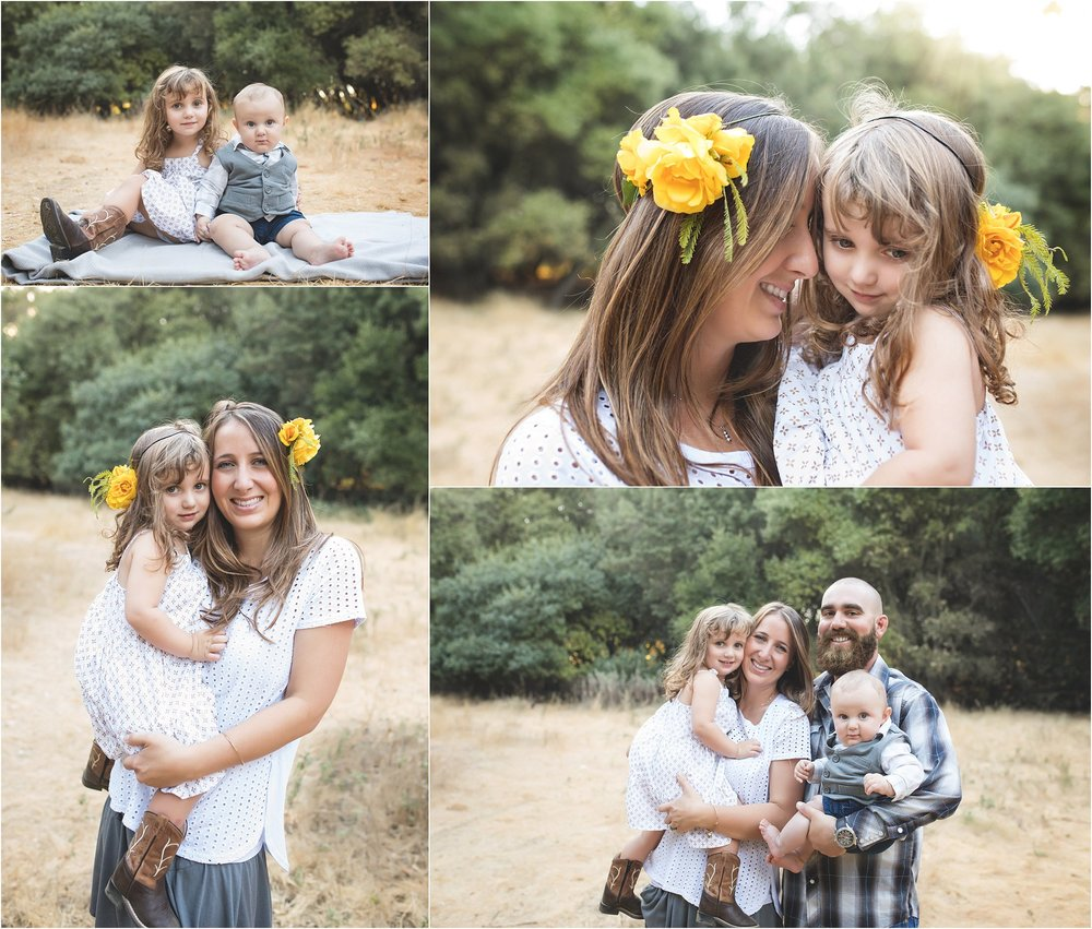 Lodi Fall Family Lifestyle Mini Session - Mary Humphrey Photography