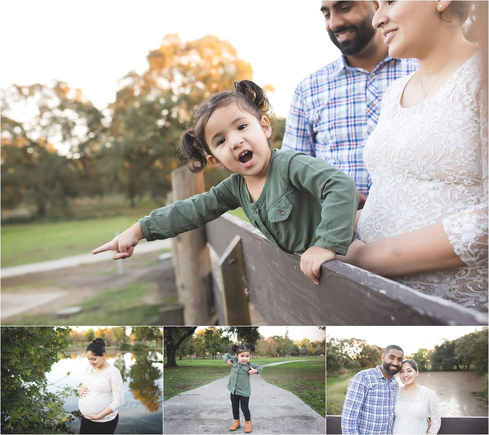 Lifestyle Maternity Session Stockton Oak Grove Park | Mary Humphrey Photography