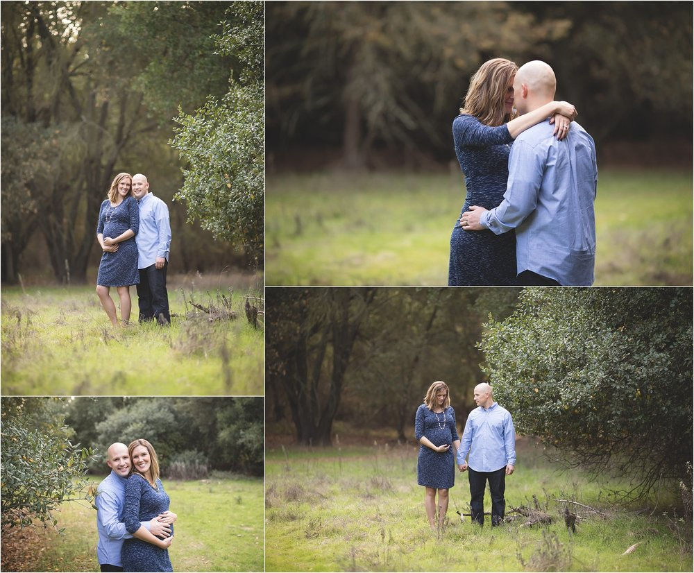 Lodi Lake Maternity Session | Super Cute Couple | Baby stories are love stories | Mary Humphrey Photography