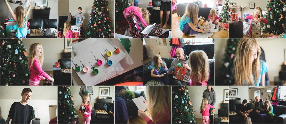 Stockton Documentary Photographer | Christmas Morning Chaos 2016 | Real Life
