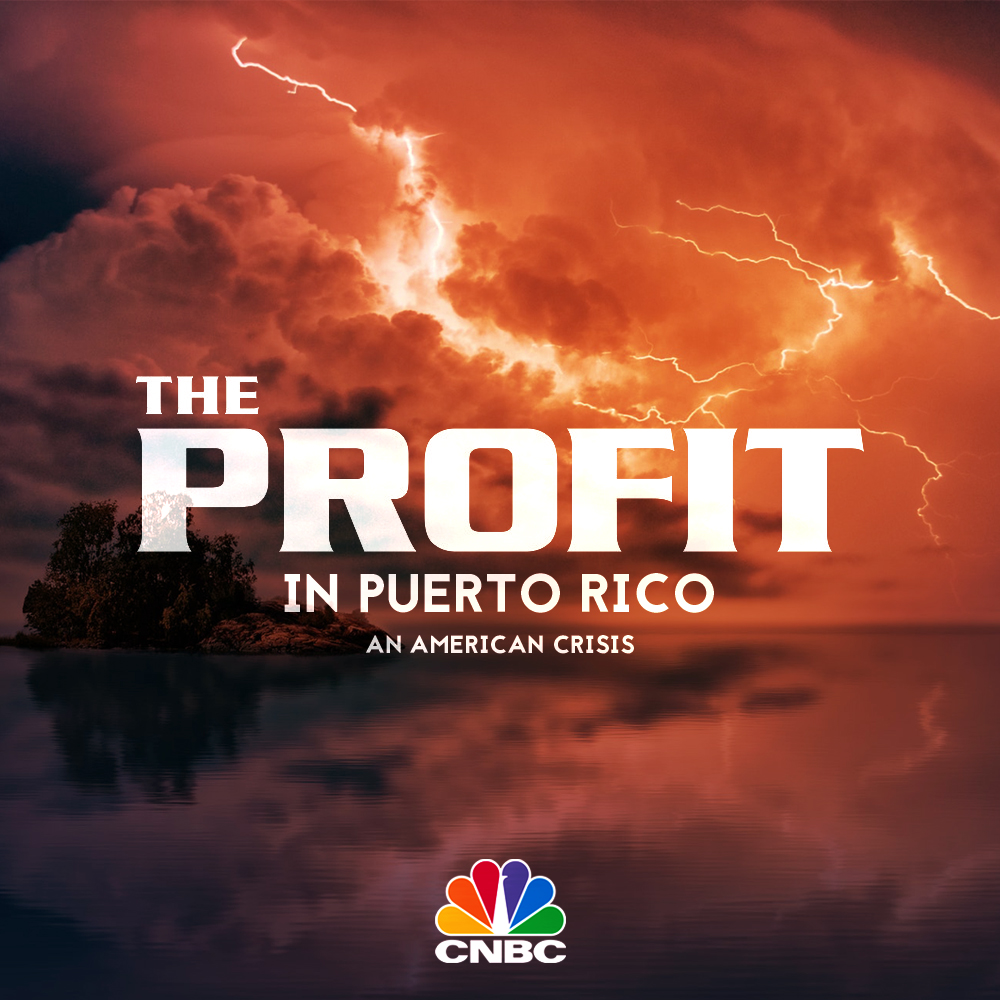 The Profit in Puerto Rico (CNBC)