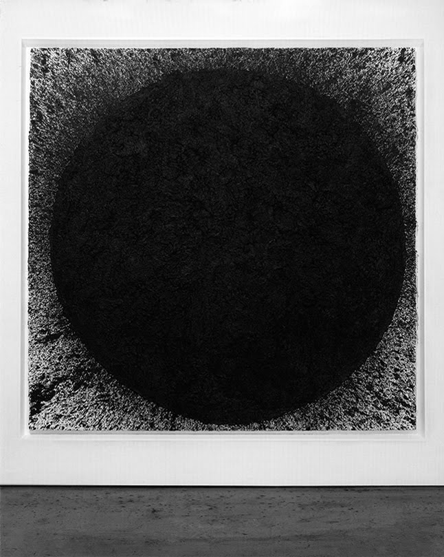 Out-of-Round X by Richard Serra. (not my photo)