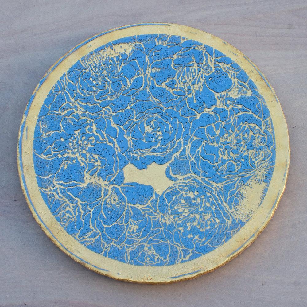 Celestial Globe: Plum Blossom