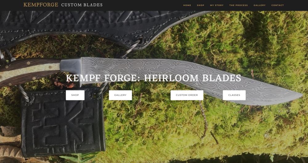 Kempf Forge -