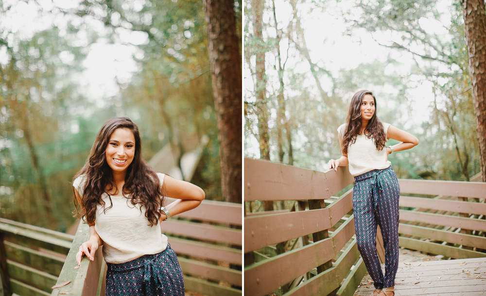 pensacola, fl senior session idea