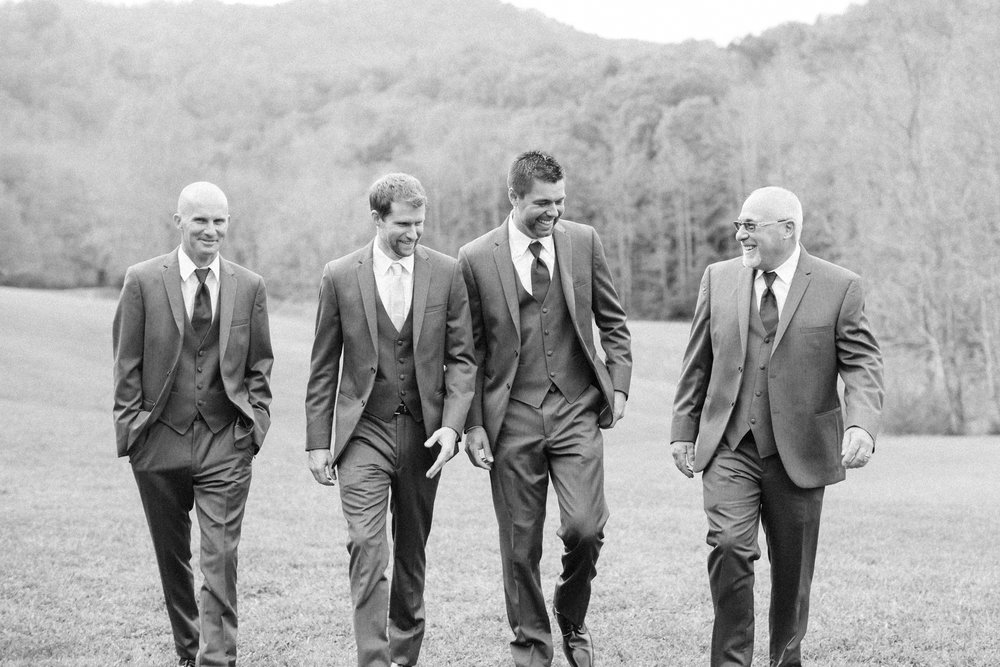 NC Mountain Wedding
