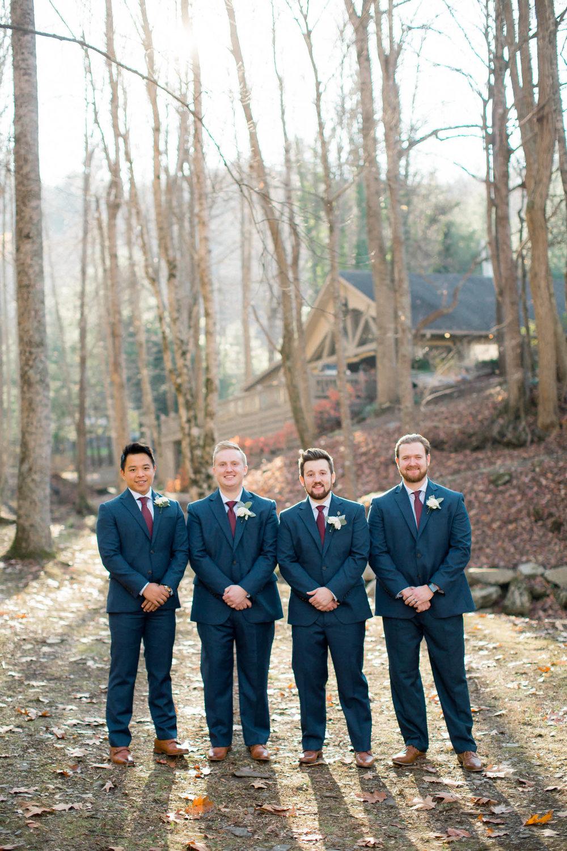 groomsmen hawkesdene Andrews, nc