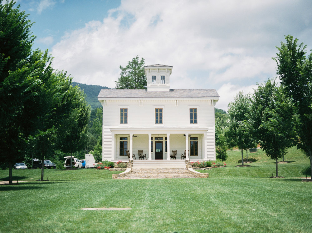 the homestead at cloud land station Georgia wedding venue
